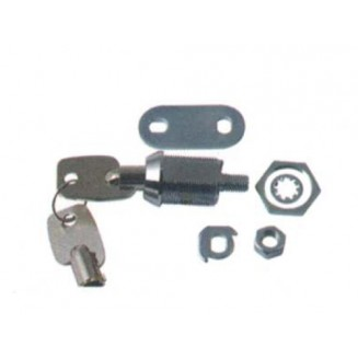 Κυλινδράκι 17x23 CAS Με Ίδιο Κλειδί-Χρώμιο
