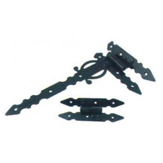 Μάσκουλο 1 πόντος Πατούρα Λάμπα 1-17 cm-Μαύρο