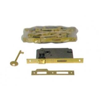 Κλειδαριά Εσωθύρας AGB 70/40 Τετράγωνη