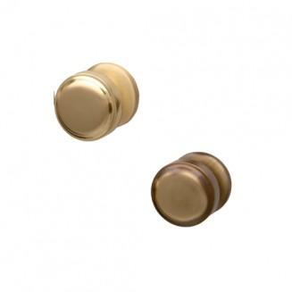 Εξωθύρας Νο 900 Στρογγυλό-Χρυσό-Οξυντέ-Λευκό-Μαύρο