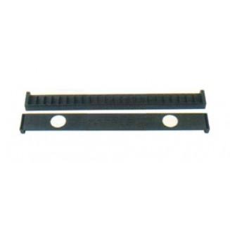 Θήκη για CD Αυτοκόλλητη Επικαθήμενη 30 cm Hafele-Mαύρο