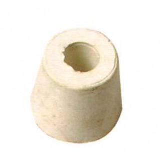 Ανταλλακτικό Λάστιχο Μικρού Στόπερ Πατητού-Λευκό