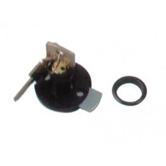 Κυλινδράκι  CAS Πλαστικό-Μαύρο