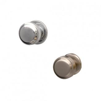 Εξωθύρας Νο 900 Στρογγυλό-Νίκελ Ματ ή Χρώμιο ή Χρυσό
